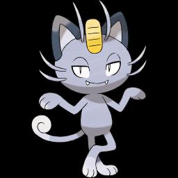 Meowth - Alola