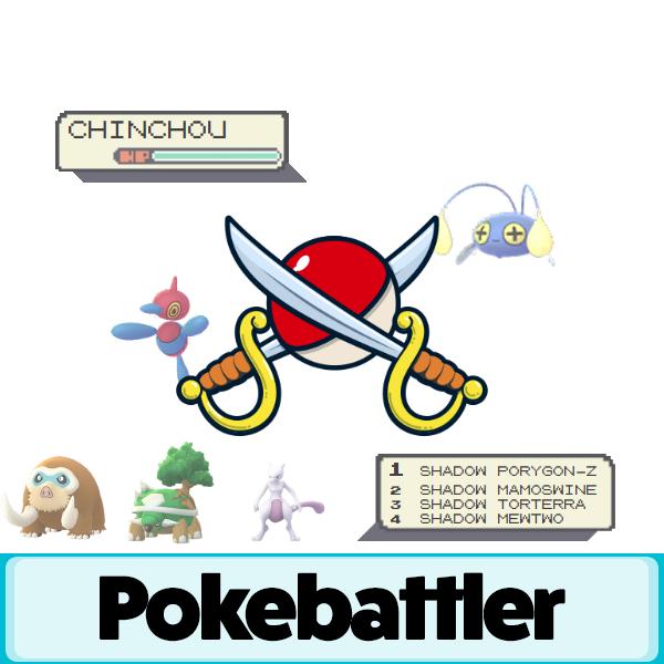 Shadow Exeggutor Chinchou Counters Pokemon Go Pokebattler chinchou counters pokemon go pokebattler