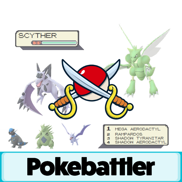 how to get scyther pokefind